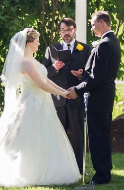 Joel Gardner, Wedding Officiant and Humanist Celebrant